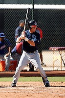 Casey Frawley - Cleveland Indians 2009 Instructional League. .Photo by:  Bill Mitchell/Four Seam Images..