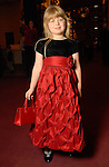 Christine Nice,7, at the opening night of The Nutcracker at the Wortham Theater Friday Nov. 27,2009. (Dave Rossman/For the Chronicle)