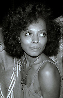 Diana Ross at Studio 54 1978<br /> Photo By Adam Scull/PHOTOlink.net
