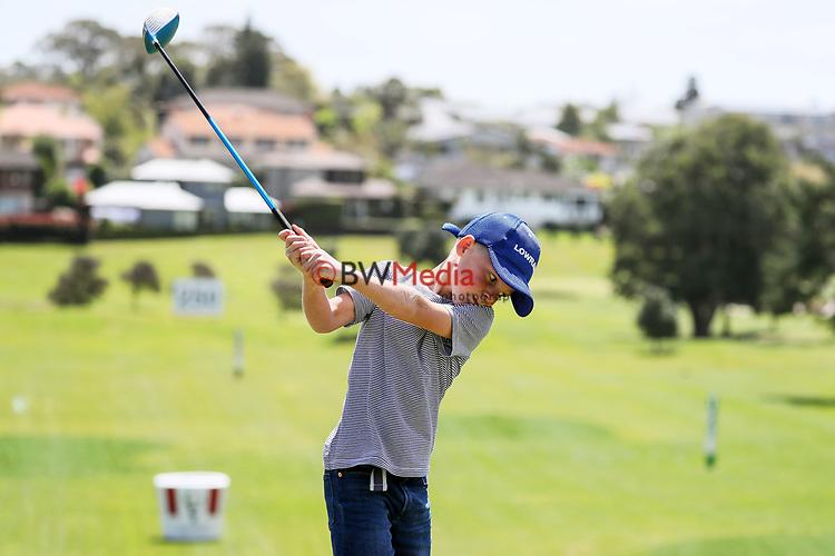 Anita Boon Pro-am, Remuera Golf Course, Auckland, New Zealand, Sunday 14 October2018. Photo: Simon Watts/www.bwmedia.co.nz