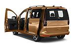 Car images of 2021 Volkswagen Caddy Style 5 Door Mini MPV Doors