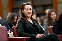 Senator Paola Taverna<br /> Rome February 18th 2020. Senate. Event 'United against the corruption'.<br /> Foto Samantha Zucchi Insidefoto