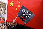 Tibetan campaign against Beijing Olympics