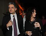 SIMONE BALDELLI CON LA MOGLIE<br /> PREMIO GUIDO CARLI - SESTA EDIZIONE<br /> PALAZZO DI MONTECITORIO - SALA DELLA REGINA CON RICEVIMENTO A VILLA AURELIA ROMA 2015