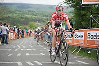 Bart De Clercq (BEL/Lotto-Belisol) up La Redoute (max 22%)<br /> <br /> Liège-Bastogne-Liège 2014
