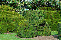 Topiary Garden, Longwood Gardens, Kennet Square, Pennsylvania