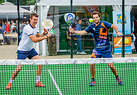 Den Bosch, Netherlands, 13 June, 2018, Tennis, Libema Open, Padel<br /> Photo: Henk Koster/tennisimages.com