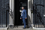 © Joel Goodman - 07973 332324 . 11/05/2015 . London , UK . STEPHEN CRABB arrives at 10 Downing Street this afternoon (11th May 2015) . Photo credit : Joel Goodman