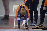 SPEEDSKATING: 15-02-2020, Utah Olympic Oval, ISU World Single Distances Speed Skating Championship, Esmee Visser 5000 meter, ©photo Martin de Jong
