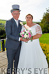 O'Connor/O'Rourke wedding in the Ballyroe Heights Hotel on Friday September 18th