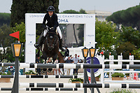 10th September 2021; Circo Massimo Stadium Rome, Italy; Longines Global Equestrian Champions Tour:  Jeanna Sadran