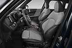 Front seat view of 2021 MINI Countryman Cooper-Northwood 5 Door SUV Front Seat  car photos