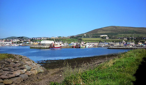 File image of Dingle Harbour in Co Kerry
