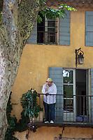 Europe/France/Provence-Alpes-Côte d'Azur/84/Vaucluse/Lubéron/Cucuron: Eric Sapet, restaurant La Petite Maison de Cucuron [Non destiné à un usage publicitaire - Not intended for an advertising use]