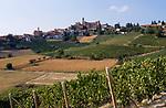 Italien, Piemont, Montegrosso d'Asti: Weinbauort | Italy, Piedmont, Montegrosso d'Asti: wine village