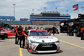 NASCAR XFINITY Series<br /> American Ethanol E15 250 presented by Enogen<br /> Iowa Speedway, Newton, IA USA<br /> Friday 23 June 2017<br /> Kyle Benjamin, SportClips Toyota Camry<br /> World Copyright: Russell LaBounty<br /> LAT Images