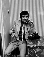 Patrick Zabe<br /> ,en 1969<br /> <br /> Photographe : Photo Moderne<br /> <br /> - Agence Quebec Presse
