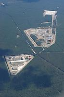 Deutschland.Niedersachsen.Gorleben.Brennelementelager.BLG.Erkundungslager.Atom.Antiatomkraft.Lager.Zwischenlager.