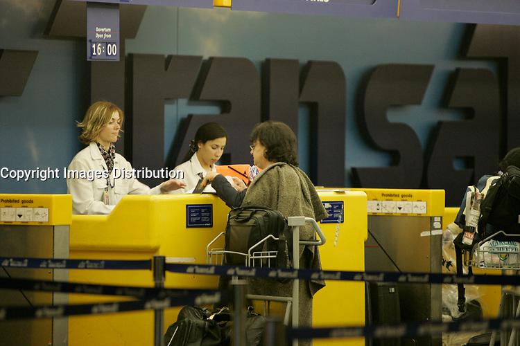 Last day at Mirabel (YMX) Airport near Montreal, October 31st 2004.<br /> <br /> 31 Octobre 2004 ; Dernier jour a l'aeroport de Mirabel (YMX).<br /> <br /> <br /> photo : (c) images Distribution