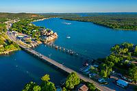 Lake LBJ, Kingsland Texas