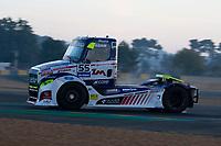 FIA ETRA #55 BUGGYRA RACING - ADAM LACKO - FREIGHTLINER