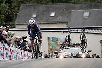 Silvan Dillier (SUI/Alpecin-Fenix)<br /> <br /> Stage 5 (ITT): Time Trial from Changé to Laval Espace Mayenne (27.2km)<br /> 108th Tour de France 2021 (2.UWT)<br /> <br /> ©kramon