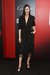 Liu Wen arrives at the World Premiere of Ocean's 8 at Alice Tully Hall in New York City, on June 5, 2018.
