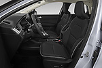 Front seat view of 2020 Renault Captur E-Tech-First 5 Door SUV Front Seat  car photos