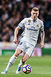 Toni Kroos of Real Madrid in action during their La Liga match between Real Madrid and Real Betis at the Santiago Bernabeu Stadium on 12 March 2017 in Madrid, Spain. Photo by Diego Gonzalez Souto / Power Sport Images