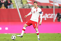 11.10.2020, Gdansk, pilka nozna, Liga Narodow, Polska - Wlochy N/z Robert Lewandowski POL, fot. Tomasz Jastrzebowski / Foto Olimpik ----- 11.10.2020, Gdansk, football, UEFA Nations League, Poland - Italy, In the picture: Robert Lewandowski POL, fot. Tomasz Jastrzebowski / Foto Olimpik / NEWSPIX.PL --- Newspix.pl PUBLICATIONxNOTxINxPOL TOJA1435 <br /> ITALY ONLY