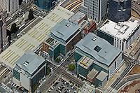 aerial photograph Foundry Square San Francisco, California