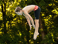 Arlington Forest vs Dunn Loring NVSL Dive