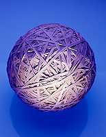 Rubber band ball<br />