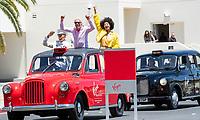 JUN 10 Sir Richard Branson opens Virgin Hotels Las Vegas Unstoppable Weekend