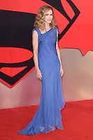 "Holly Hunter<br /> at the ""Batman vs Superman: Dawn of Justice"" premiere, Odeon Leicester Square, London<br /> <br /> <br /> ©Ash Knotek  D3101 22/03/2016"