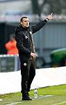 St Mirren v St Johnstone…26.12.18…   St Mirren Park    SPFL<br />Oran Keraney, St Mirren manager<br />Picture by Graeme Hart. <br />Copyright Perthshire Picture Agency<br />Tel: 01738 623350  Mobile: 07990 594431