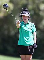 Lynda Brown, Aorangi. 2020 Women's Interprovincial Golf Championships, Akarana Golf Club, Auckland, New Zealand,Wednesday 2 December 2020. Photo: Simon Watts/www.bwmedia.co.nz
