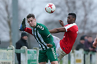 13th JANUARY 2019: FAI Junior Cup 6th Round St Michael's v Newmarket Celtic