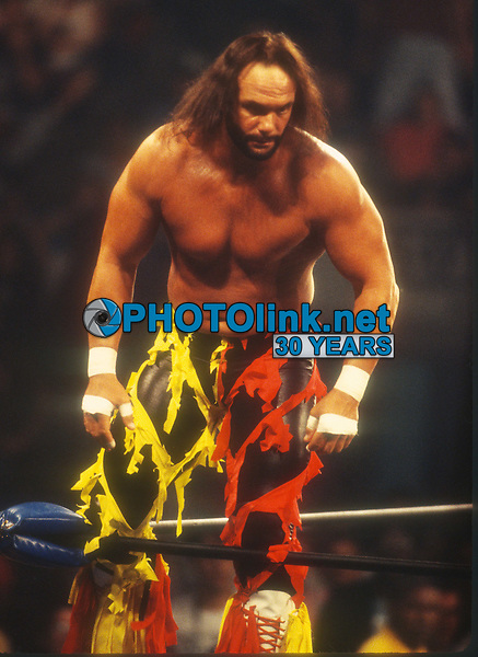 Randy Savage 1995<br /> Photo By John Barrett/PHOTOlink.net