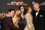 Jarrod Spector, Micaela Diamond, Stephanie J. Block, Teal Wicks, and Rick Elice Attends the After Party for the Broadway Opening Night  of 'The Cher Show' at Pier 60 on December 3, 2018 in New York City.