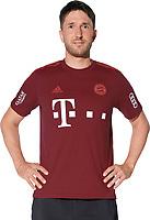 29th August 2021; Munich, Germany; FC Bayern Munich official team portraits for season 2021-22:  Co Trainer Benjamin Glueck