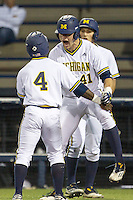 05.17.2016 - NCAA Oakland vs Michigan