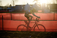 racing with the sun going down<br /> <br /> CX Leuven Soudal Classic 2015