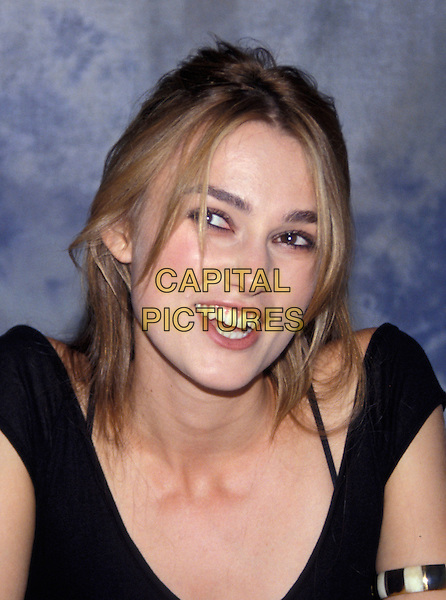 knightley opens keira mouth