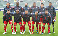 Panama vs Trinidad & Tobago March 25 2012