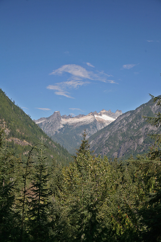 The Cascades of Washington State