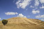 Tel Gamma, site of the Canaanite city Yurzah