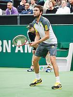11-02-13, Tennis, Rotterdam, ABNAMROWTT, Giles Simon