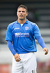 St Johnstone FC...  Season 2014-2015<br /> Gary Miller<br /> Picture by Graeme Hart.<br /> Copyright Perthshire Picture Agency<br /> Tel: 01738 623350  Mobile: 07990 594431