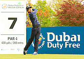 \{prsn}\  during round one of the 2016 Dubai Duty Free Irish Open hosted by The Rory Foundation and played at The K-Club, Straffan, Ireland. Picture Stuart Adams, www.golftourimages.com: 19/05/2016